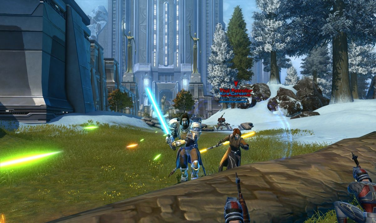 Star Wars The Old Republic Adding Free To Play Option