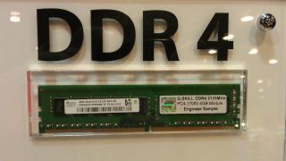 DDR4 is real!
