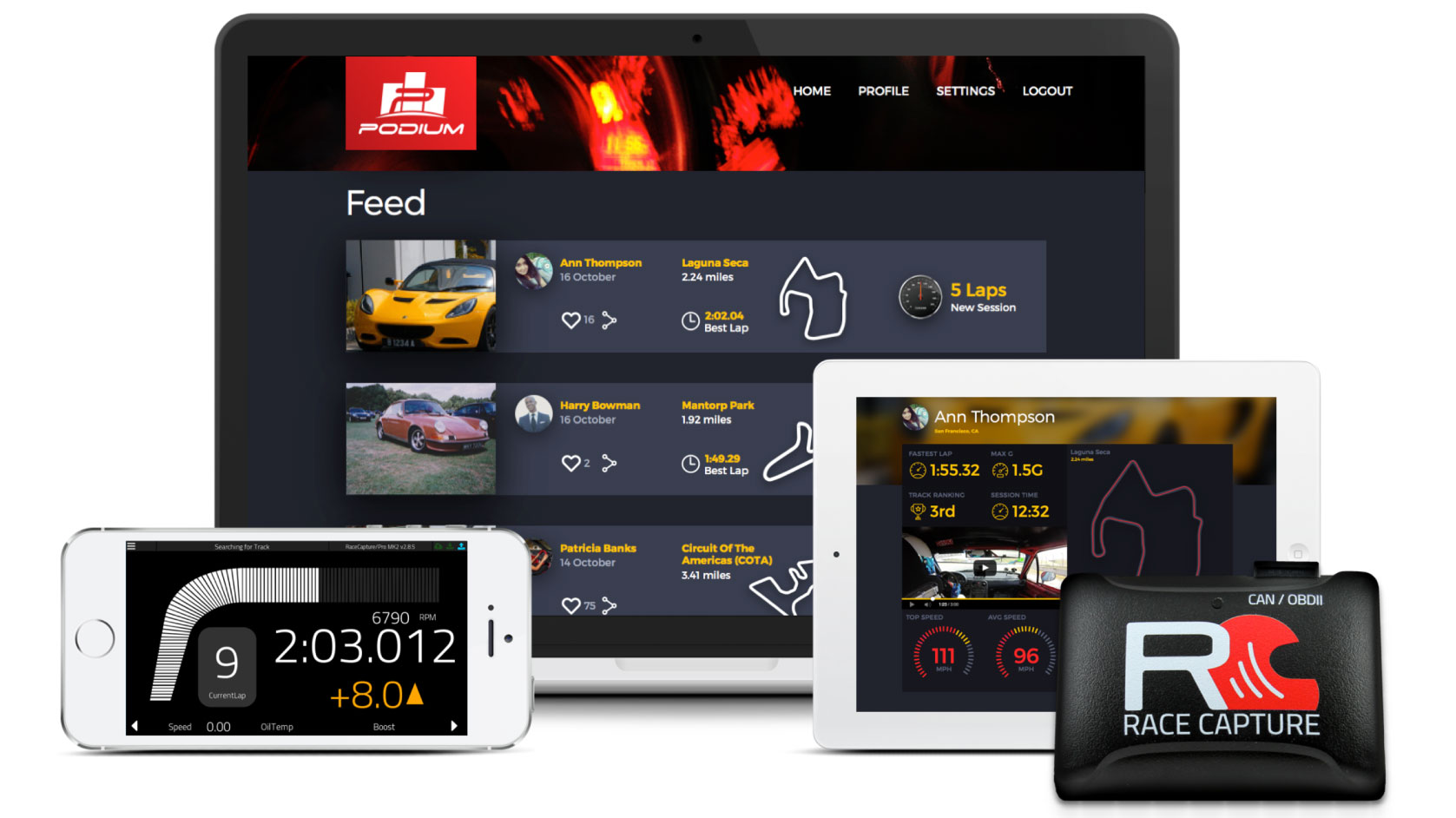 RaceCapture lets enthusiasts obsess over every little driving detail