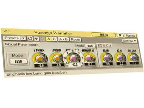 If you know what you're doing with it, Warmifier could become a ubiquitous insert on your DAW mixer channels and busses