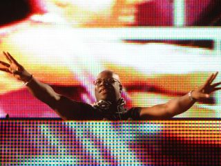 Carl Cox: going USB.