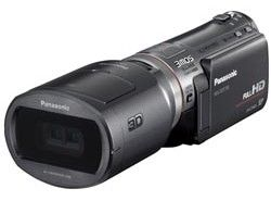 Panasonic planning consumer grade 3D camcorder