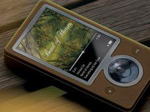 Zune ready to take on the iPod touch?