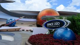 Epcot's New Restaurant Grand Opening Had A Line Longer Than The Rides