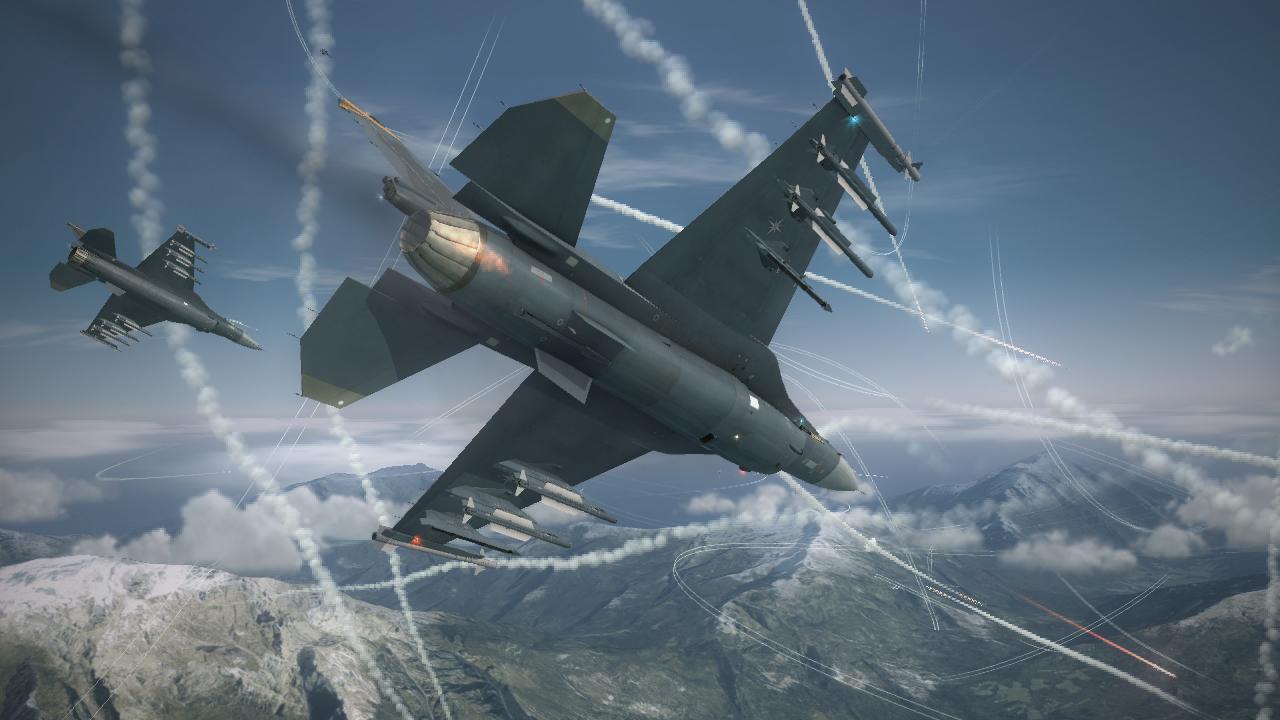 best jet fighter games