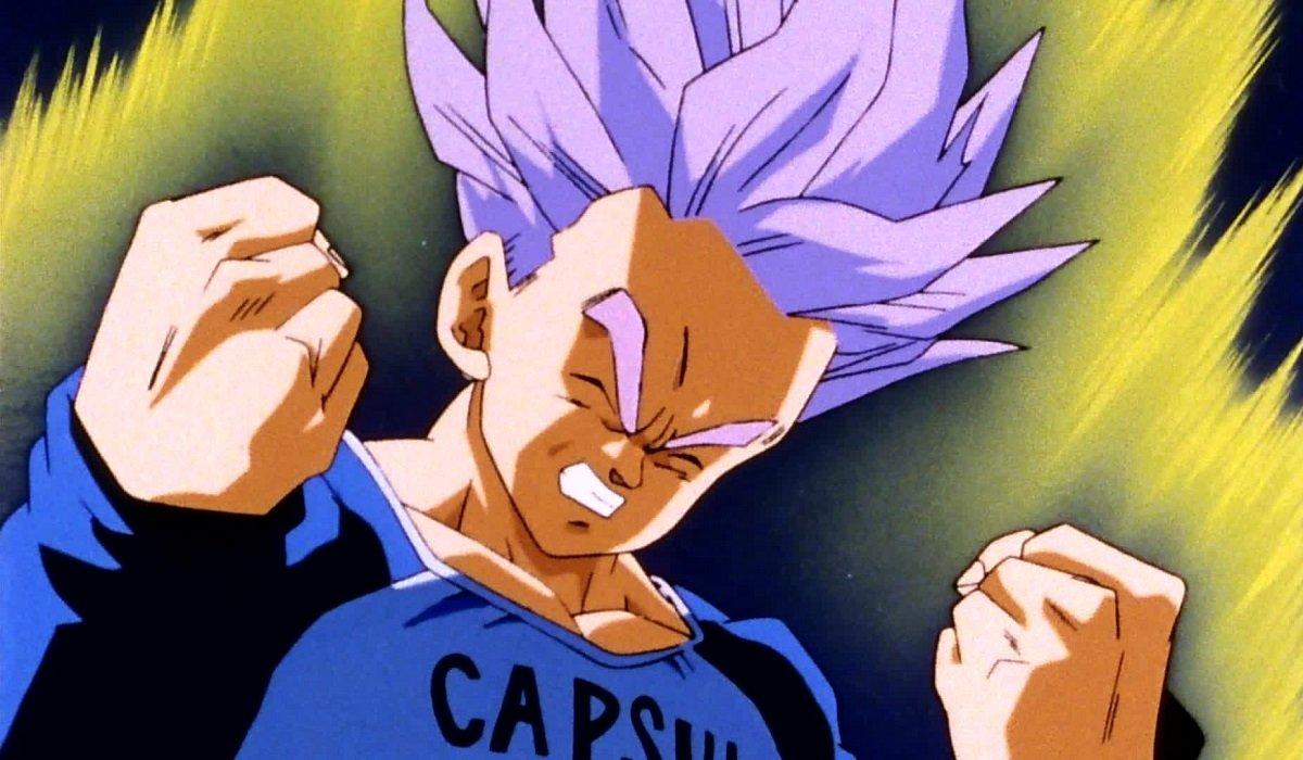 Trunks Dragon Ball Z