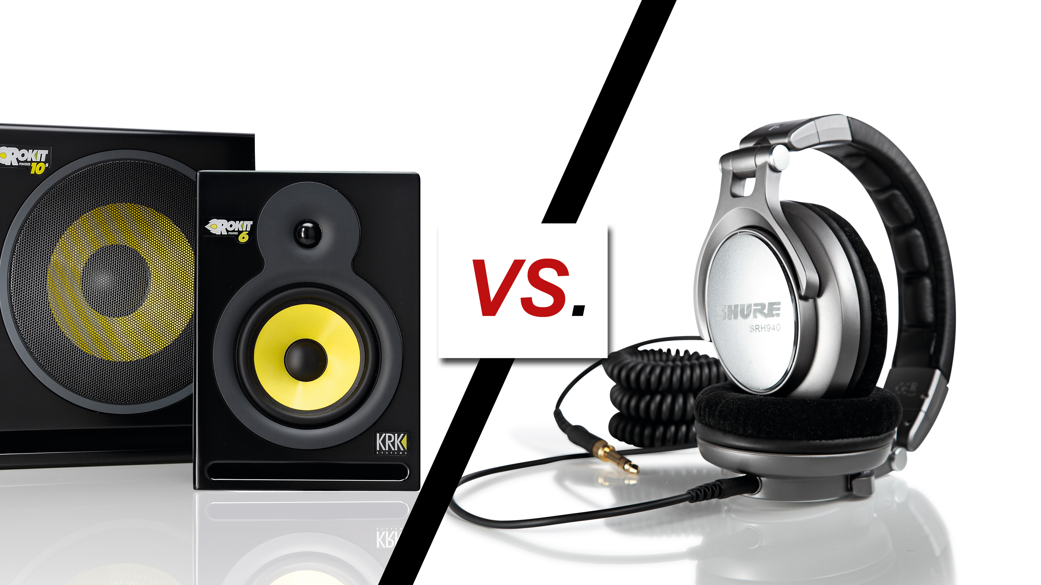 Monitors vs headphones: which is best for mixing? | MusicRadar