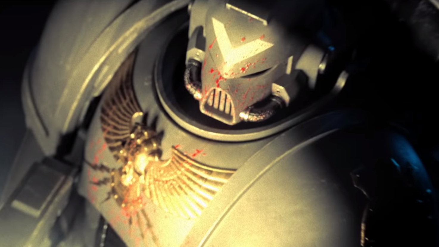 The best Warhammer 40,000 movie ever is being made by one dedicated fan   PC Gamer