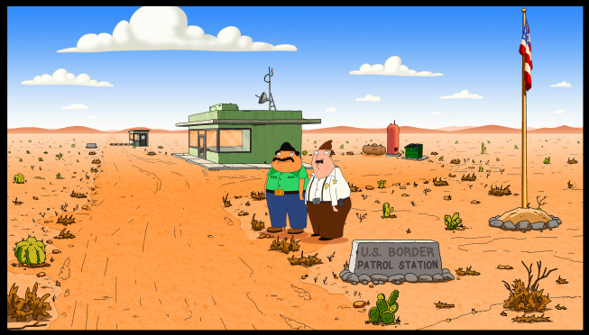 Seth MacFarlane-Produced Animated Culture Clash Bordertown Debuts Stills #31353