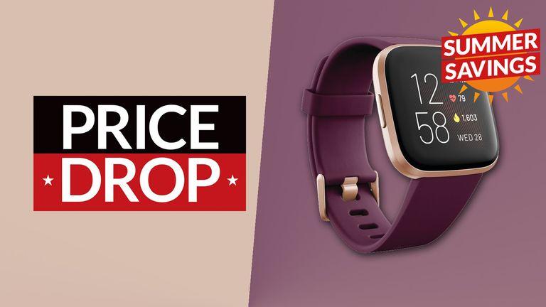 best Fitbit Versa July sales deals: summer savings week
