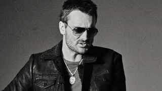 Head shot portrait of country singer Eric Church