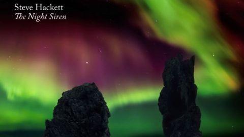 Cover art for Steve Hackett - The Night Siren album