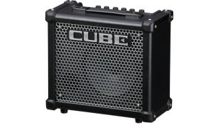 Roland's CUBE-10GX is the latest addition to its new CUBE line.