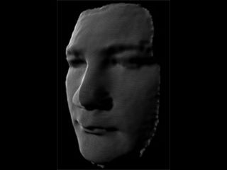 Face scanned