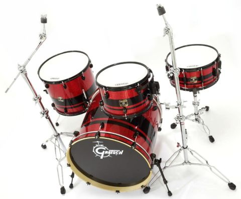 936d50db771a A hip edition to the budget Gretsch range and with quality Evans heads