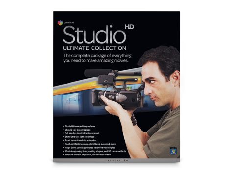 Pinnacle Studio 14 HD Ultimate