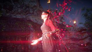 naraka bladepoint characters - viper ning using powers