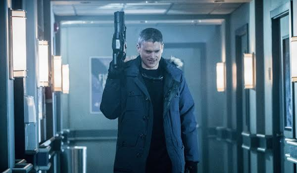 wentworth miller playing leonard snart on the flash