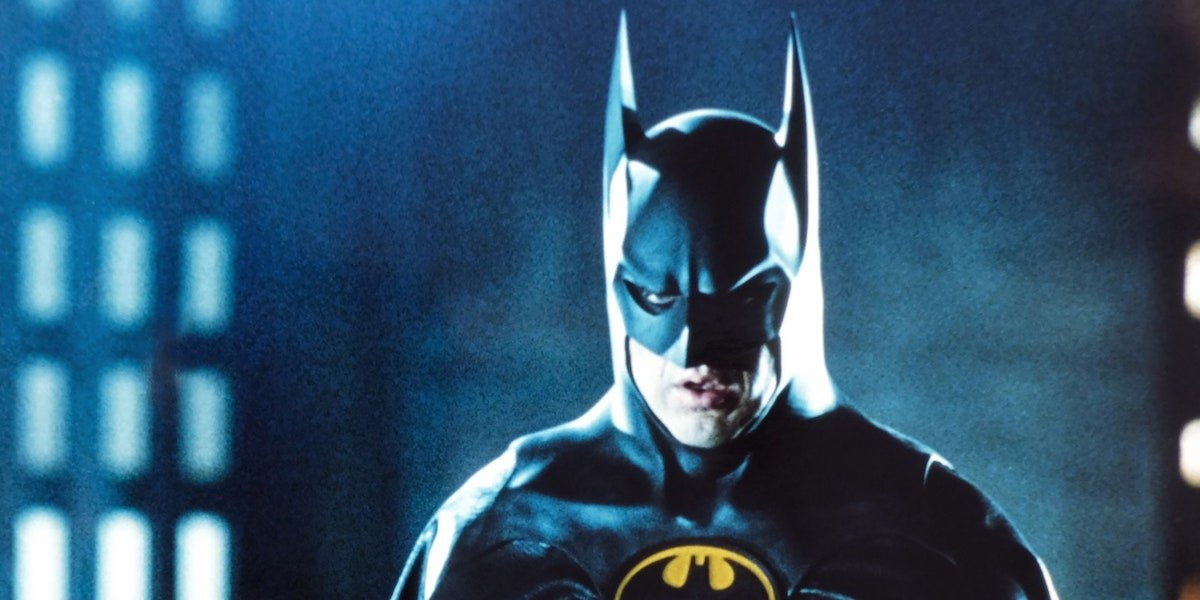 Yes, DC Is Already Selling Merchandise With Michael Keaton's Batman, Because Why Not?