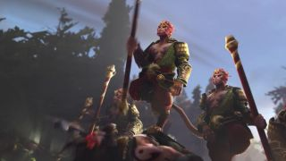 Valve Announce Monkey King The First Dota 2 Hero That Isn T A Port