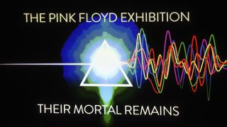 Pink Floyd exhibition tour poster