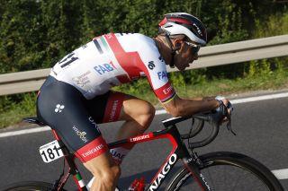 UAE Team Emirates' Rui Costa at the 2020 Tour de Pologne