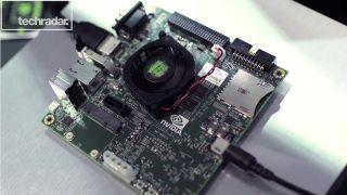 Nvidia Jetson K1 board
