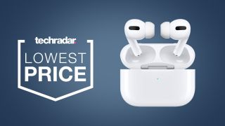 The Best Black Friday Deal Is The Airpods Pro On Sale For 169 99 At Amazon Techradar
