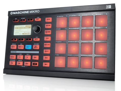 Mikro is a proper Maschine in every sense.