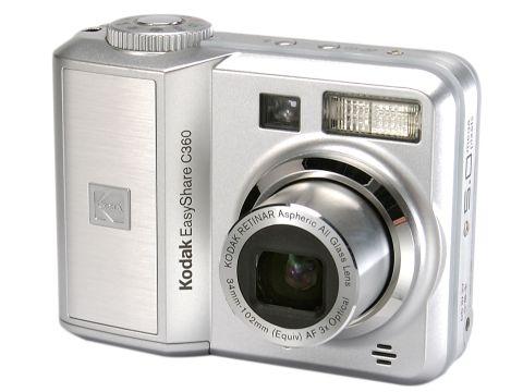 Kodak EasyShare C360 review | TechRadar