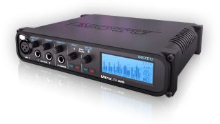 UltraLite AVB can also be used as a standalone digital mixer.