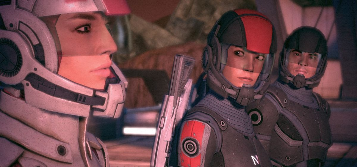 Best romance options mass effect
