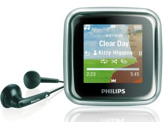 Philips Go Gear Spark