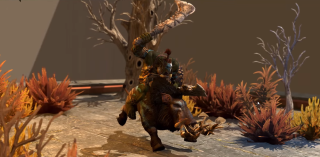 Total War Warhammer Savage Orc Boar Boyz