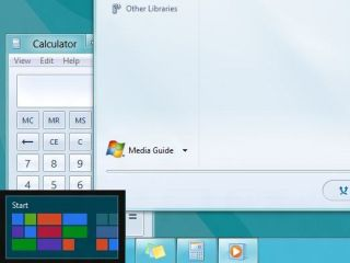 Microsoft explains the 'missing' Start menu in Win 8