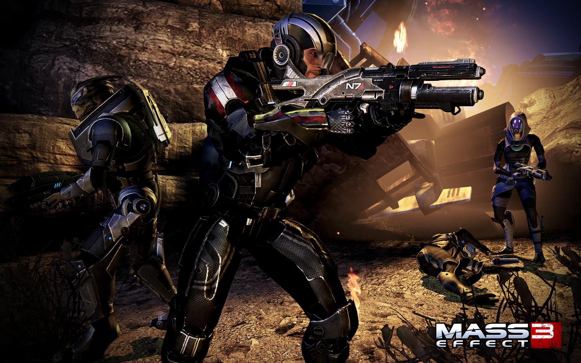 Mass Effect 3 weapons and armor guide | GamesRadar+