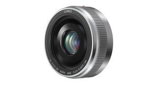 Panasonic G 20mm f/1.7 II announced