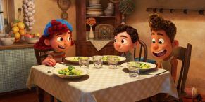 Luca's Young Cast Members Have Adorable Reactions To Having Their Own Disney Toys For Pixar's Latest Film