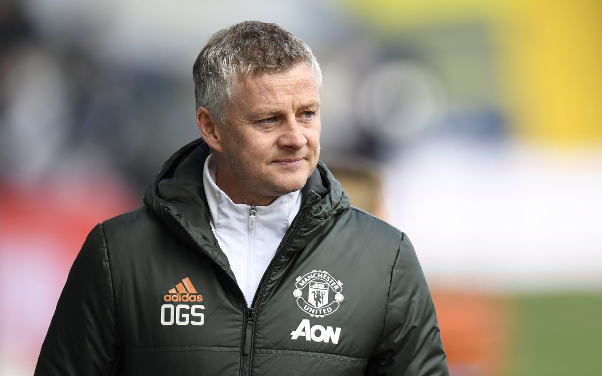 Ole Gunnar Solskjaer knows the job is not done yet for Manchester United