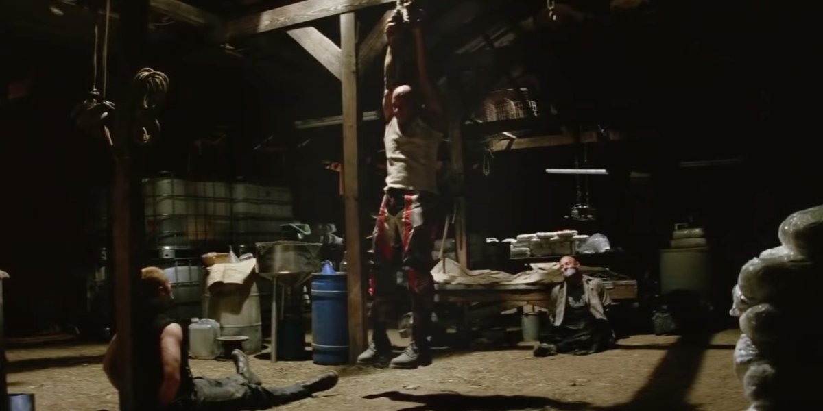 Vin Diesel and those other guys in xXx
