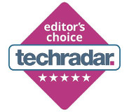 TechRadar's editor's choice logo