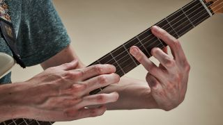 How to spell out chords and harmony when soloing