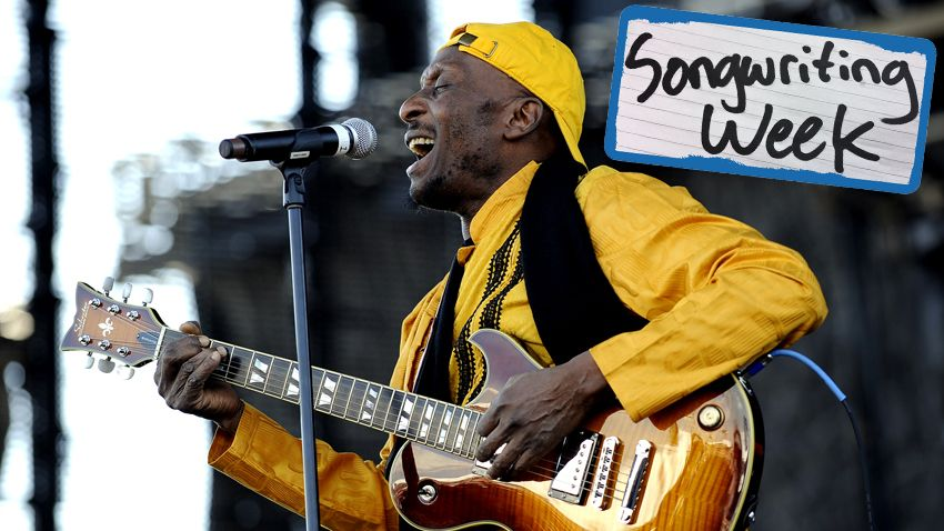 Jimmy Cliff on a life in songwriting | MusicRadar