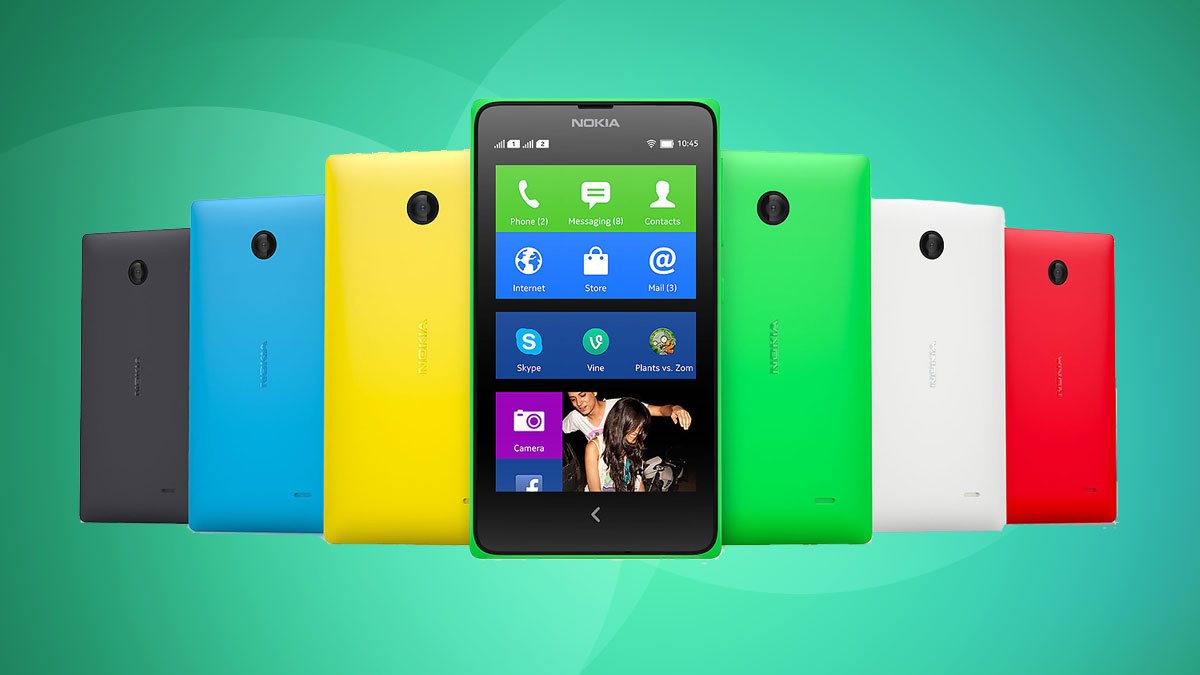Image result for Nokia X