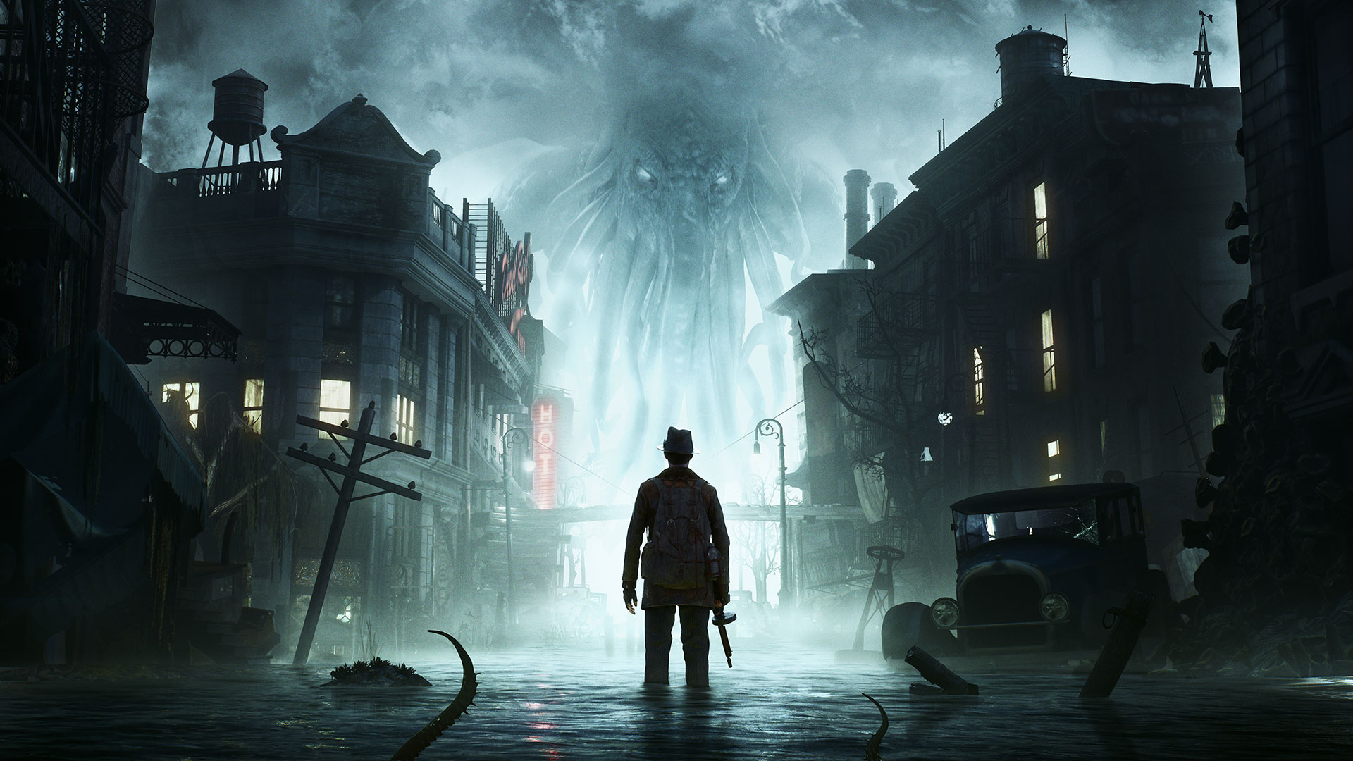 "The Sinking City review: ""A detective game detached from the"