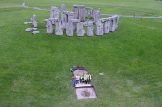 Stonehenge Aubrey Hole 7