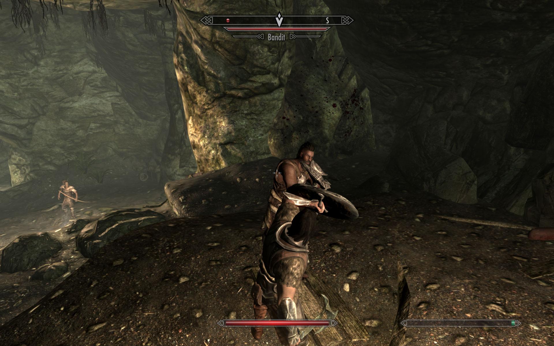 the best skyrim mods: duel: combat realism