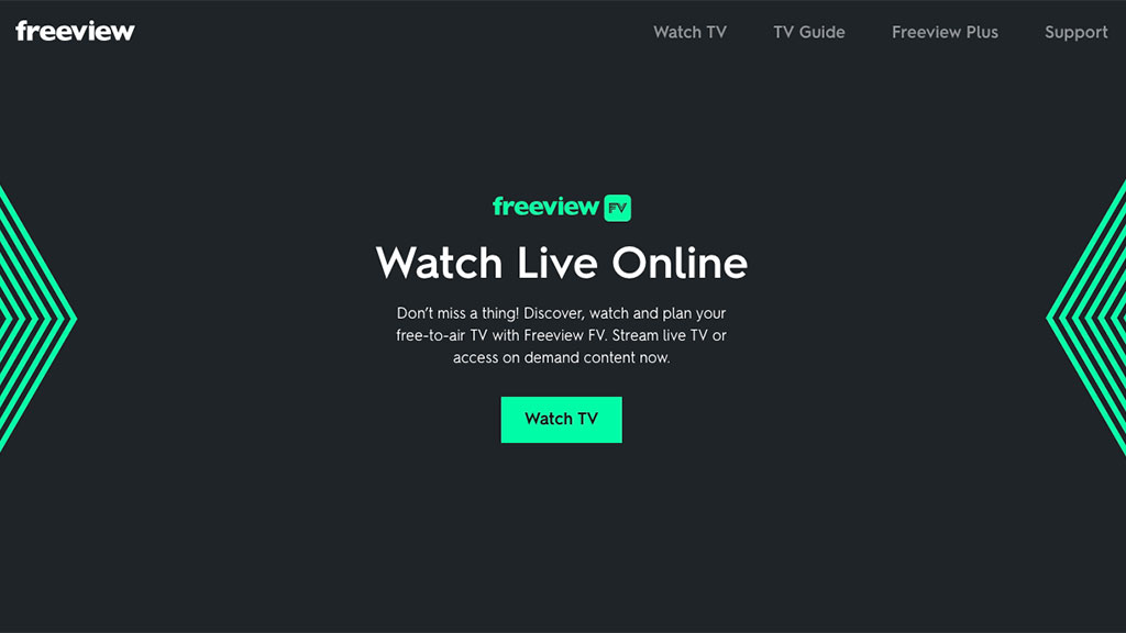 New Freeview Australia website makes streaming live TV quick
