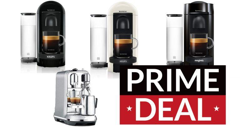 Best Nespresso Prime Day deals