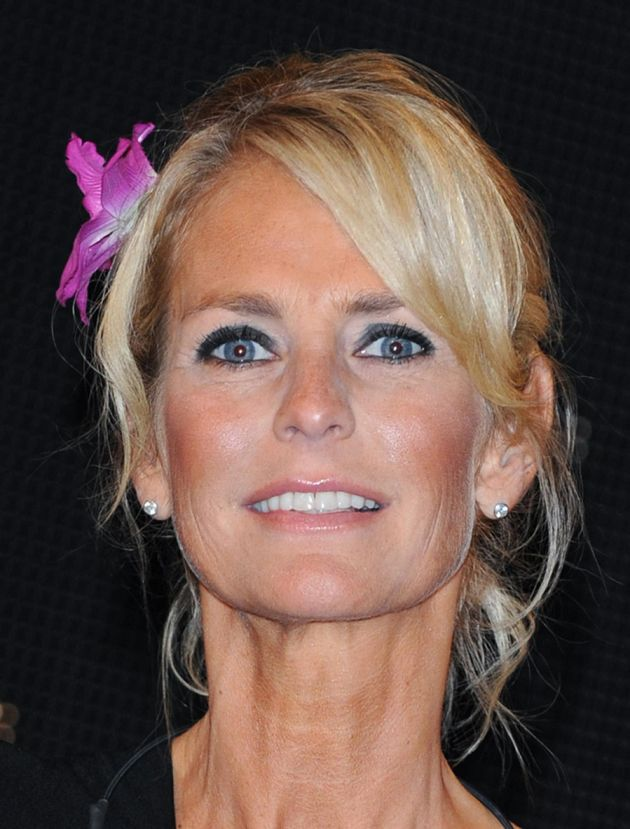 Ulrika Jonsson renews marriage vows